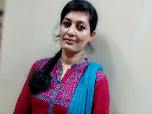 Actress Nilani