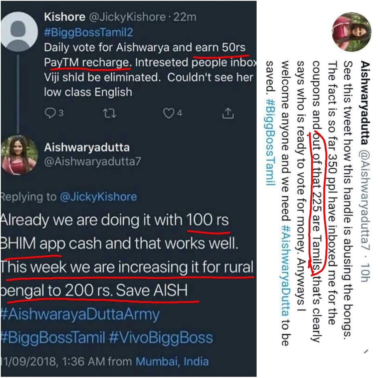 Aishwaryabigg boss