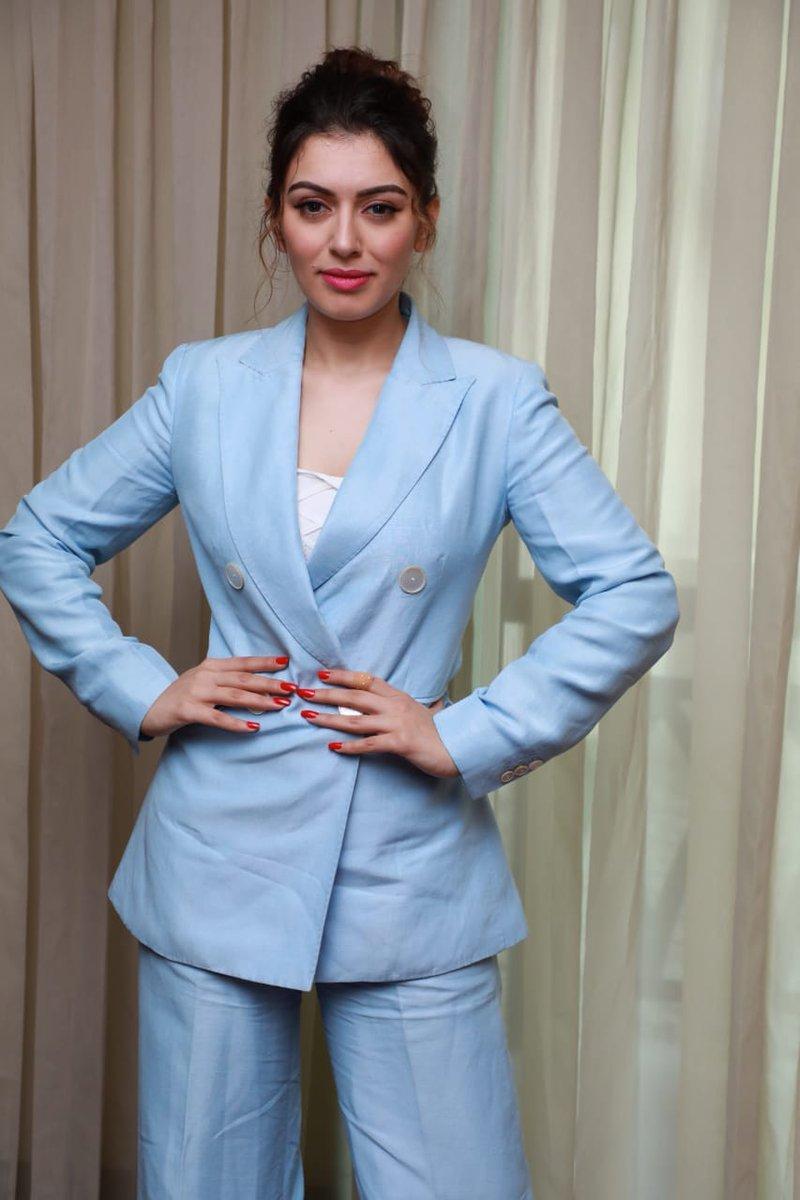 Actress Hansika