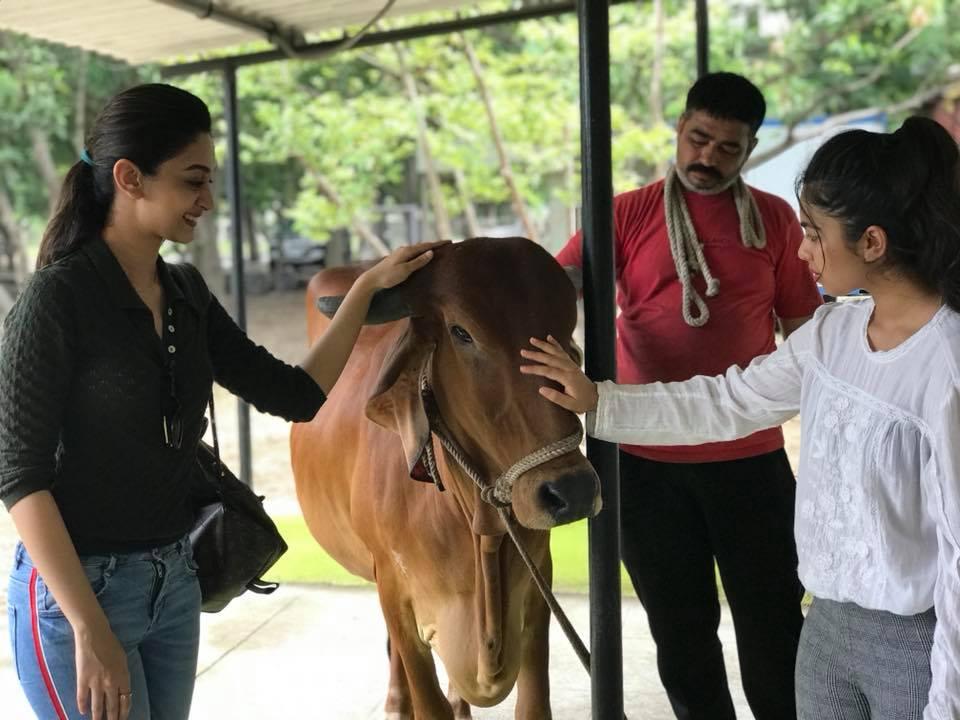 Arjun daughter