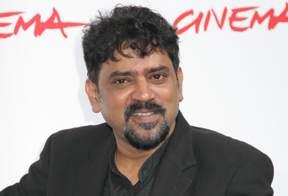 cinematographer santhosh sivan