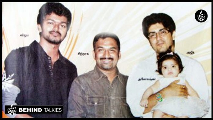 Ajith-daughter