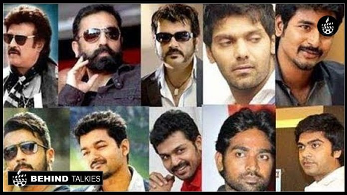 Tamil-actors