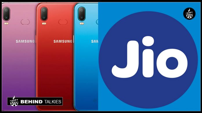 Samsung-jio-Offer