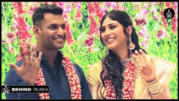 Vishal-Wedding