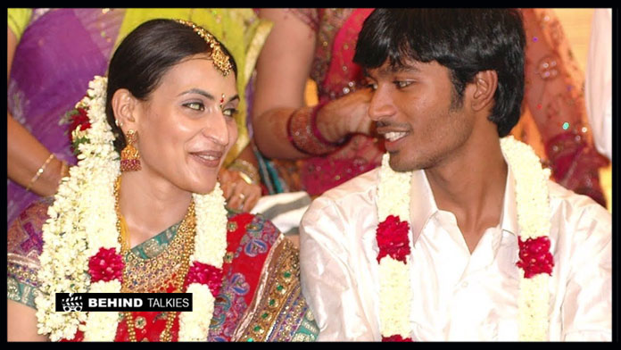 Dhanush-Marriage