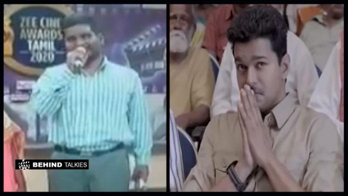 Vijay-fan-video