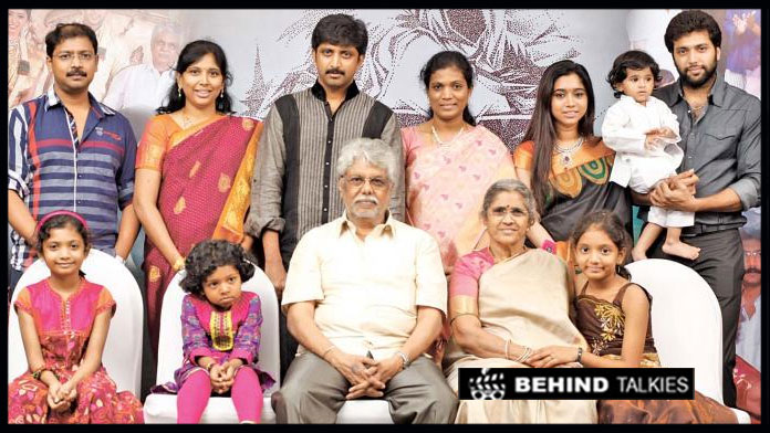 jayamravi-family