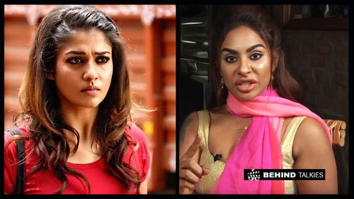 nayanthara Srireddy