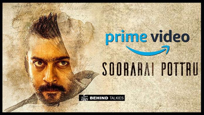 How Many Crores Amazon Prime Paid To Buy Soorarai Pottru
