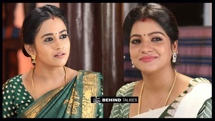 Pandian Stores New Mullai Kavya First Ever Episode Leaked