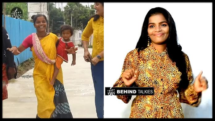 Narikuravar Girl Chocalate